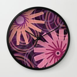 PATTERN-1 Wall Clock