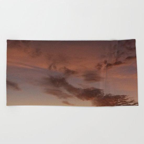 Sunrise I Beach Towel