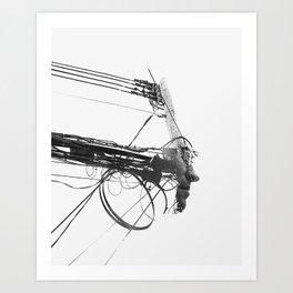 Counterpart II Art Print