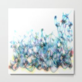 Lightness Metal Print