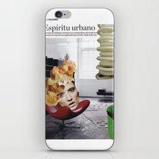 Bin iPhone & iPod Skin