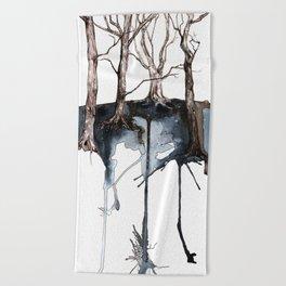 Enchanted Beach Towel