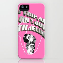 TIMELINE iPhone Case