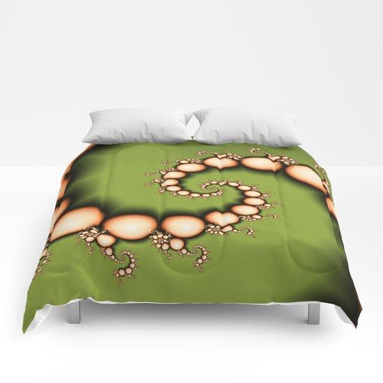Fractal For Chris Comforters