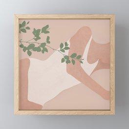 Peacefully Resting Framed Mini Art Print