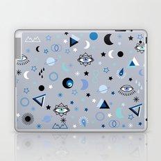 blue universe Laptop & iPad Skin