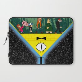 Gravity Falls Laptop Sleeve