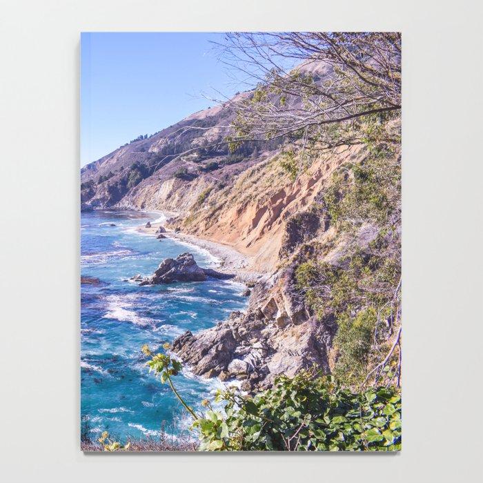 California Dreamin - Big Sur Notebook