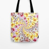 bali Tote Bags featuring bali twist0 by gasponce