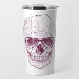 Cool skull Travel Mug