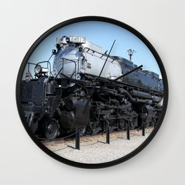 Union Pacific Big Boy Wall Clock