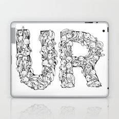 Uncultivated Rabbits Laptop & iPad Skin