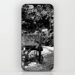 Old garden iPhone Skin