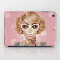 fly iPad Cases featuring Fly Away by Giulio Rossi