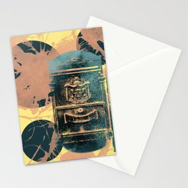 Letter Box Splash Stationery Cards