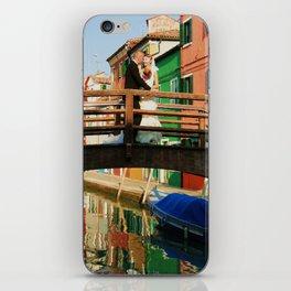 Burano Wedding iPhone Skin