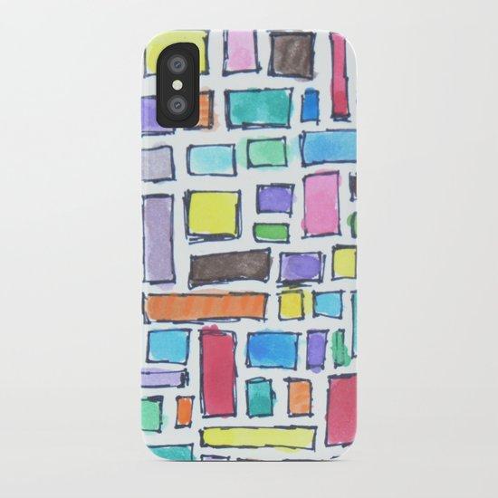 quadralaterals iPhone Case