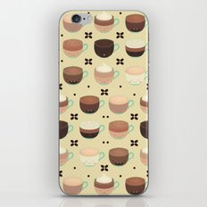 Coffee Love iPhone Skin