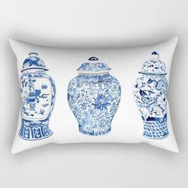 GINGER JAR TRIO Rectangular Pillow