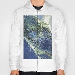 Ebb and Flow Splashing Wave Juul Art Hoody