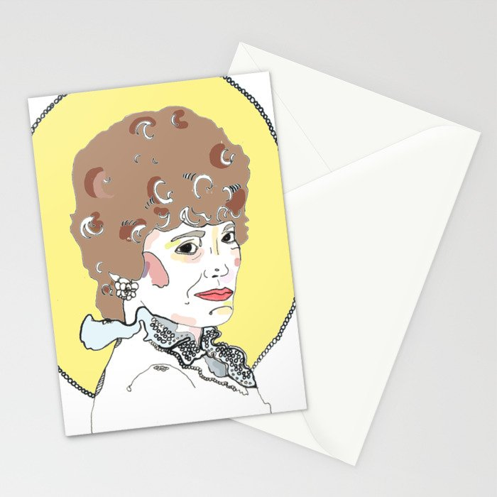 Blanche Stationery Cards