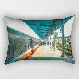 Southbound Rectangular Pillow