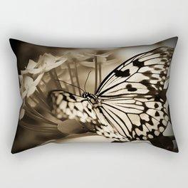 Rice Paper Rectangular Pillow