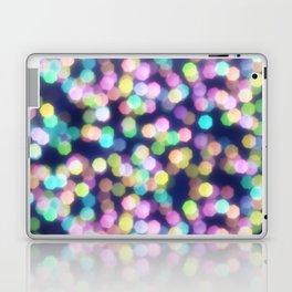 Coloured Bokeh Laptop & iPad Skin