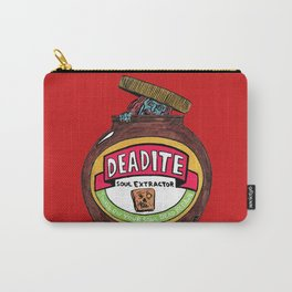 Deadite: The Evil Spread (Cap Off Version) Carry-All Pouch