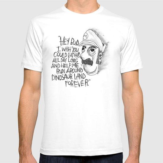 ME TOO, MARIO T-shirt