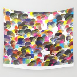 Lovely Dot No. 1 Wall Tapestry