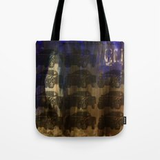 Death Of Detroit  Tote Bag