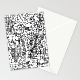 deconstructed knit Stationery Cards