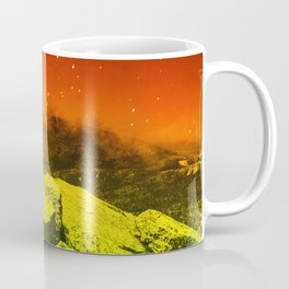 Burning Hill Coffee Mug