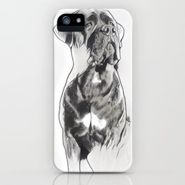 Inked Monster iPhone Case