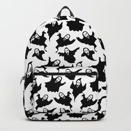 Scream Halloween Ghost Boo Scary Movies Horror  Backpack