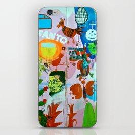 Los detectives helados iPhone Skin