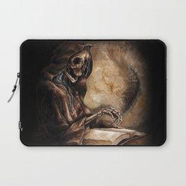 Skeleton Scribe Laptop Sleeve