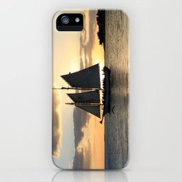 A way to the sun iPhone Case