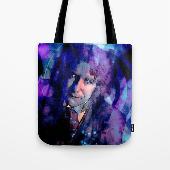 The Eighth Doctor Tote Bag