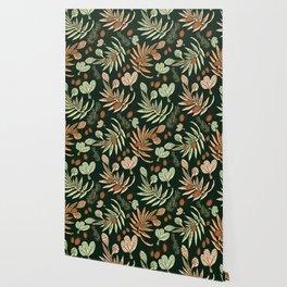 Christmas pattern. Wallpaper