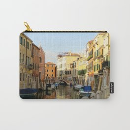 Venetian Canals Carry-All Pouch