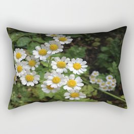 Nothing is Coming Up Daisies Rectangular Pillow