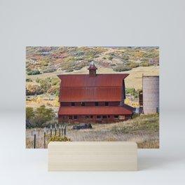 Perry Park Barn Mini Art Print