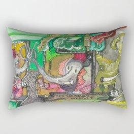 The Perfect PB & J Rectangular Pillow