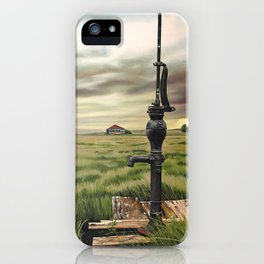 Charbonneau iPhone Case