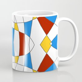 Abstract Church Window No1 Coffee Mug