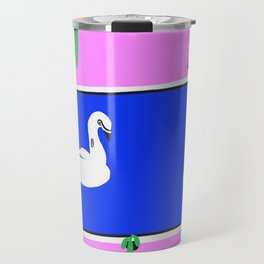 Pool Party for One Travel Mug