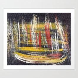Cosmic 66 ing Art Print