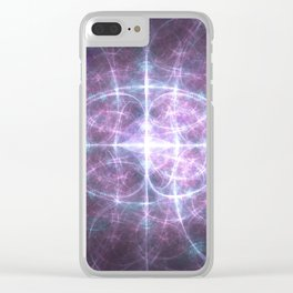 Third Eye of Jupiter [Zeus] [Museum of Mount Olympus] Clear iPhone Case